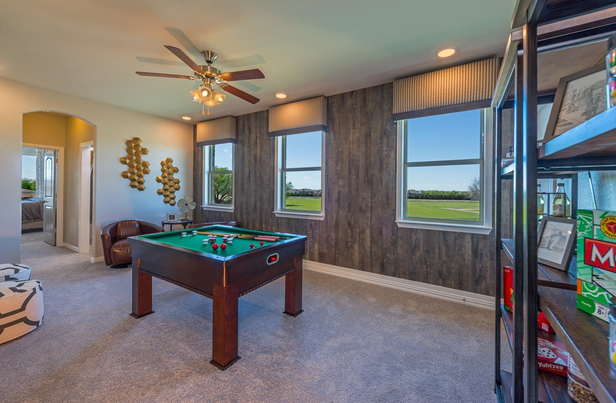 Trinity Game Room