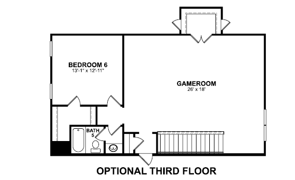 Paid options for 3rd Floor
