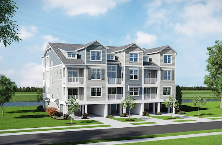 Fenwick Elevation Coastal L Exterior