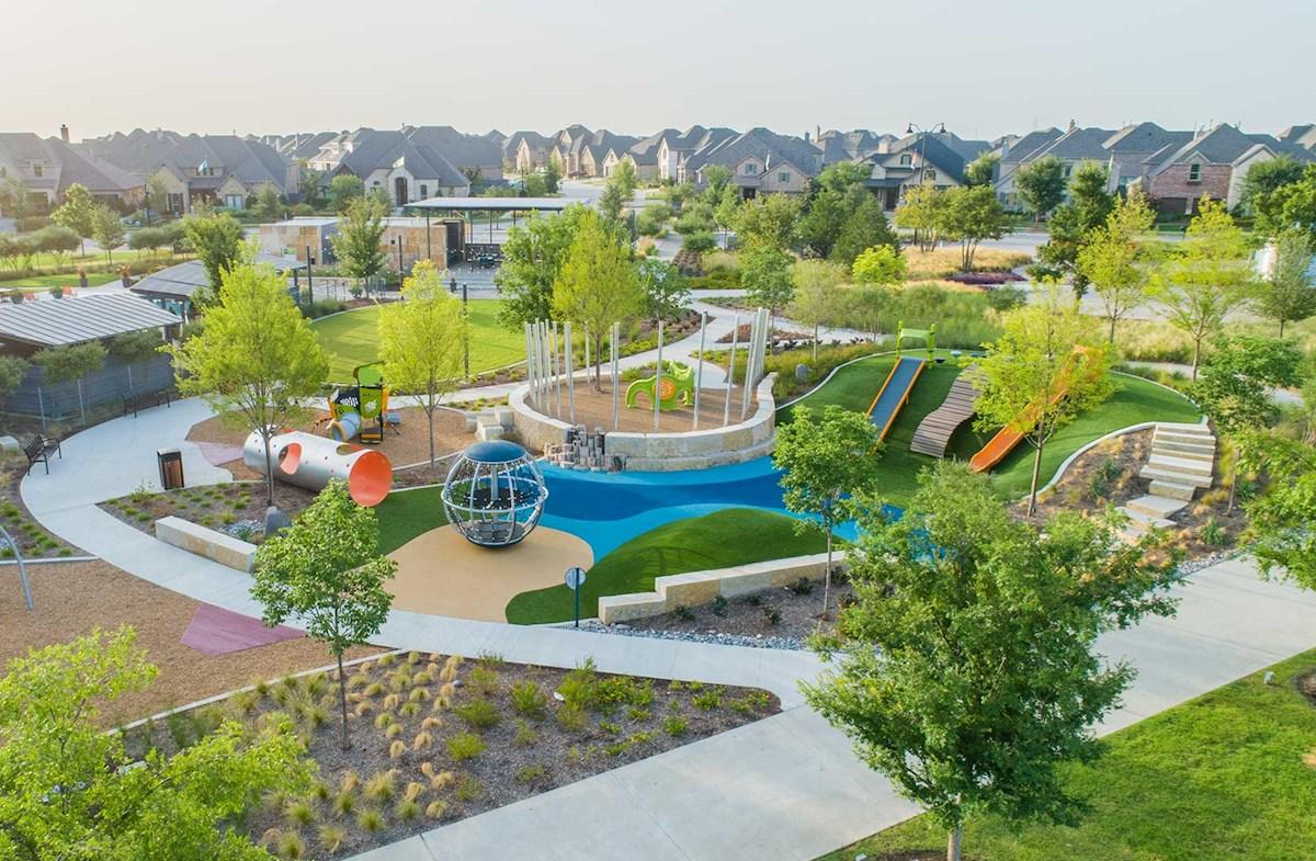 Union Park - Beazer Homes