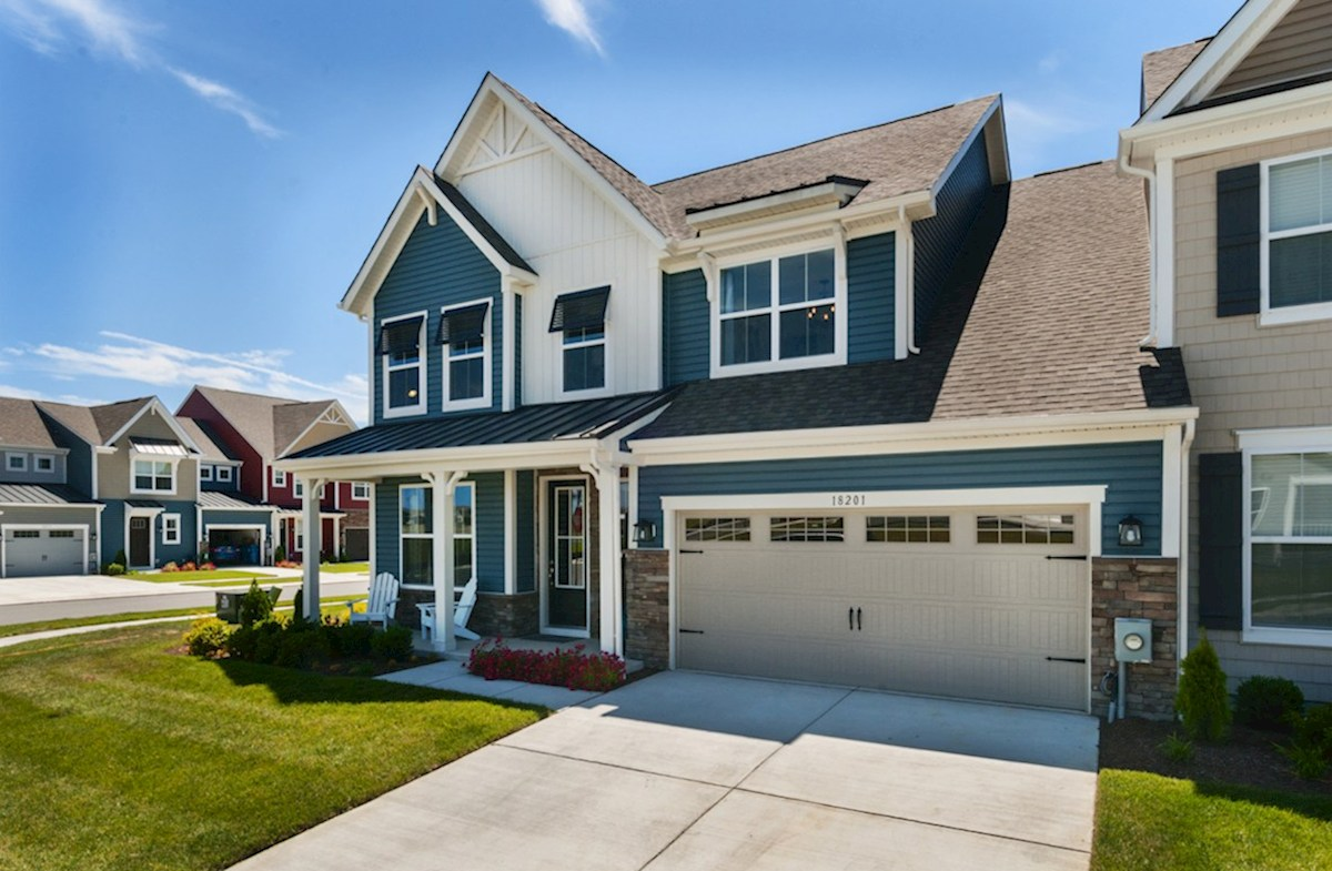 Bayard Elevation Colonial quick move-in