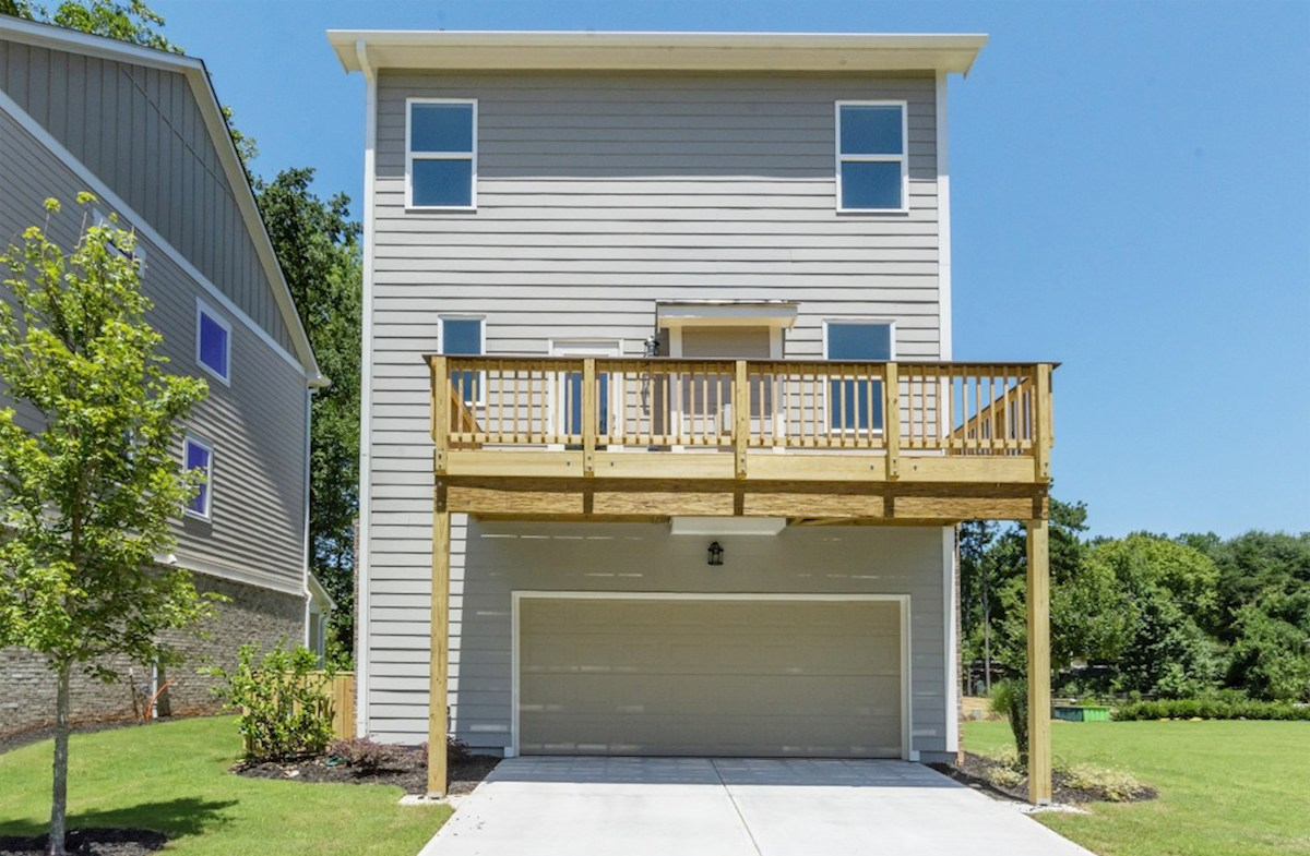 Langley Elevation 2 quick move-in