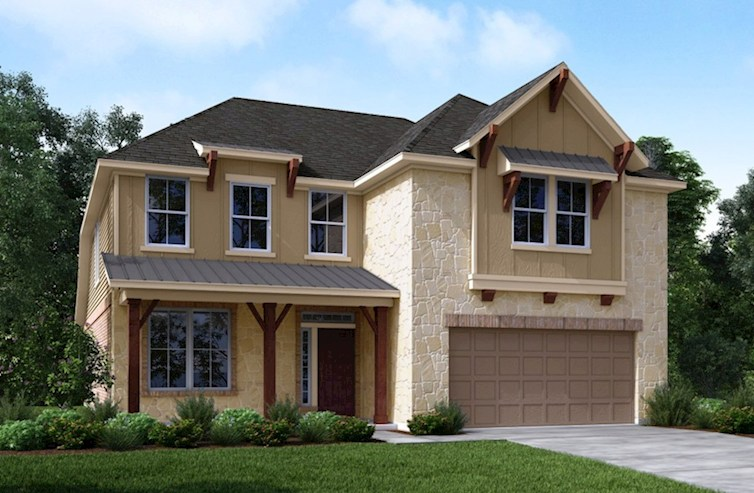 Biltmore Elevation Hill Country L quick move-in