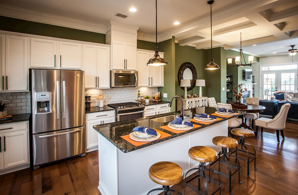 Hadley Township Charleston Gourmet Kitchen