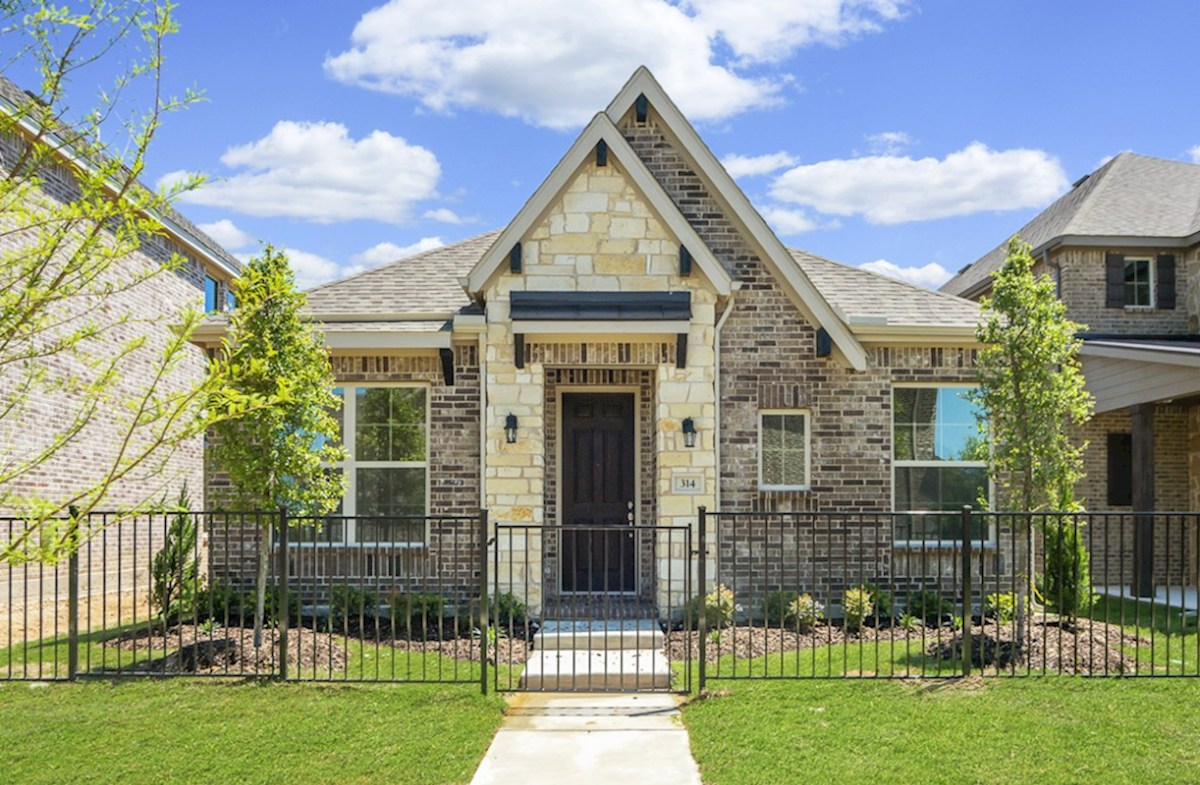 Wimberley Elevation French Country L quick move-in
