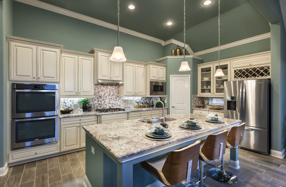 granite countertops included in Tanner kitchen