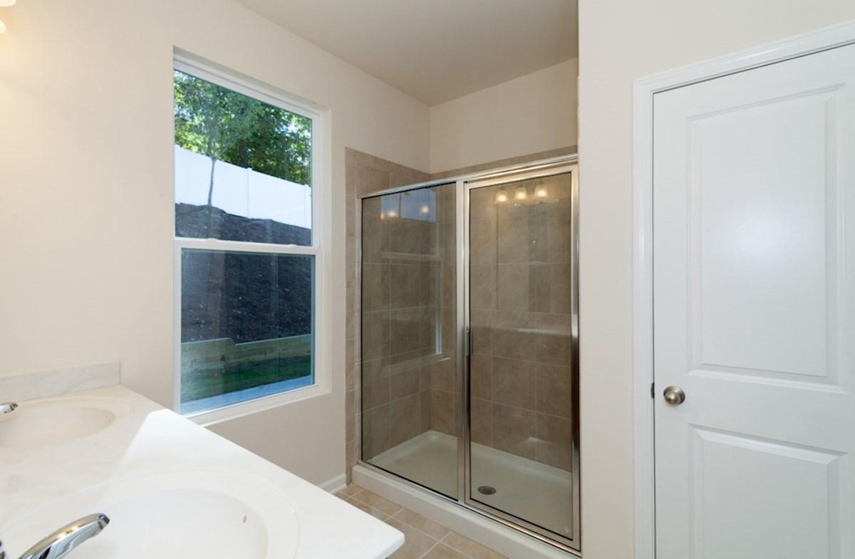Weaver's Pond Barrington Barrington master bath