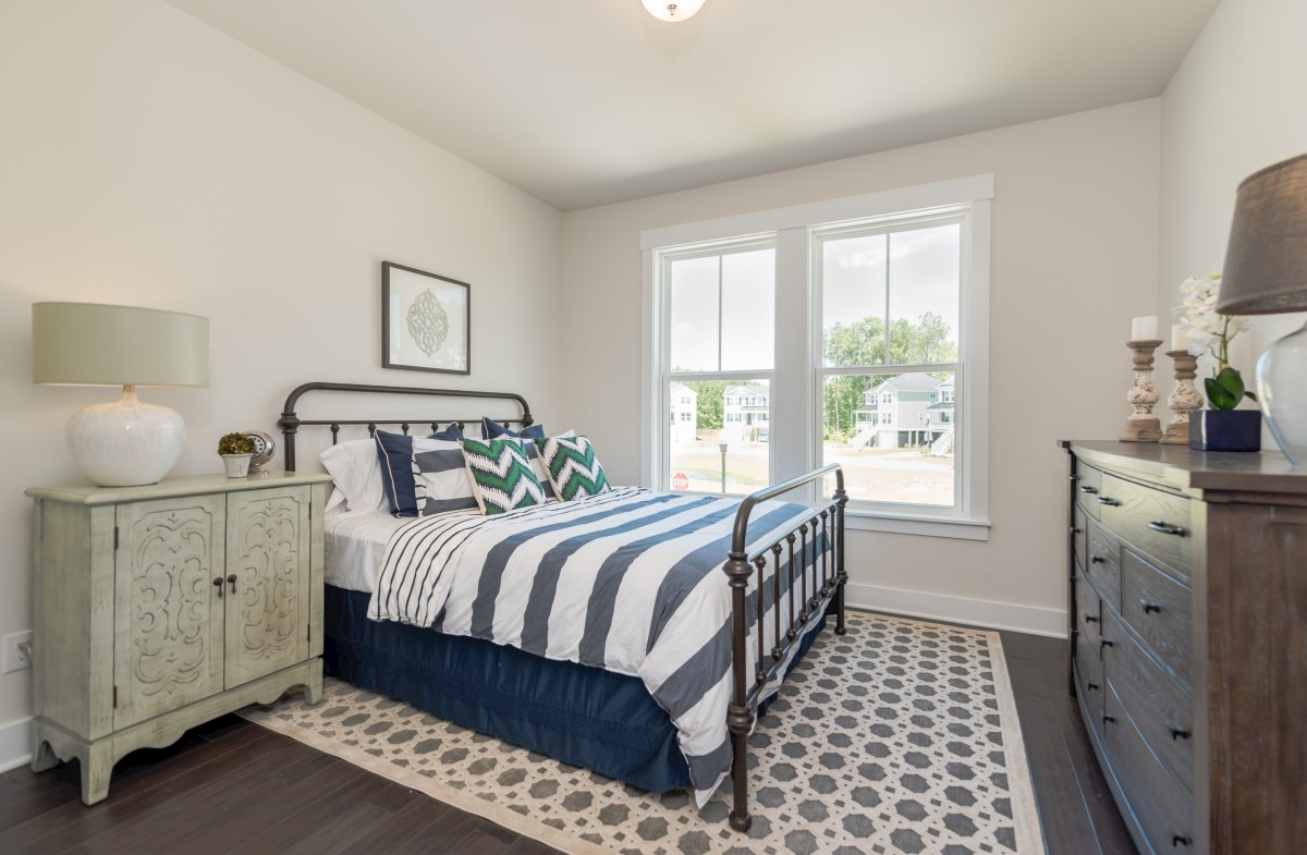 St. Thomas Preserve Archdale guest bedroom