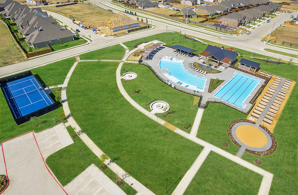 Community Pool and Amenity Center