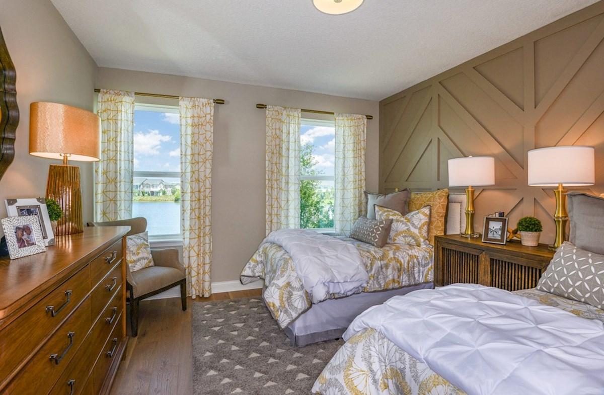 Bradford quick move-in secondary bedroom