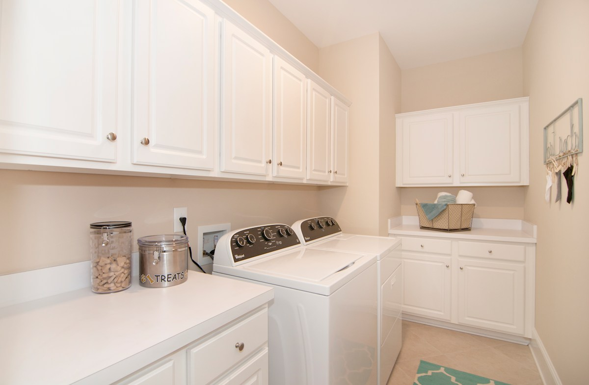 Belle Mer Ivey Laundry Room Off Kitchen