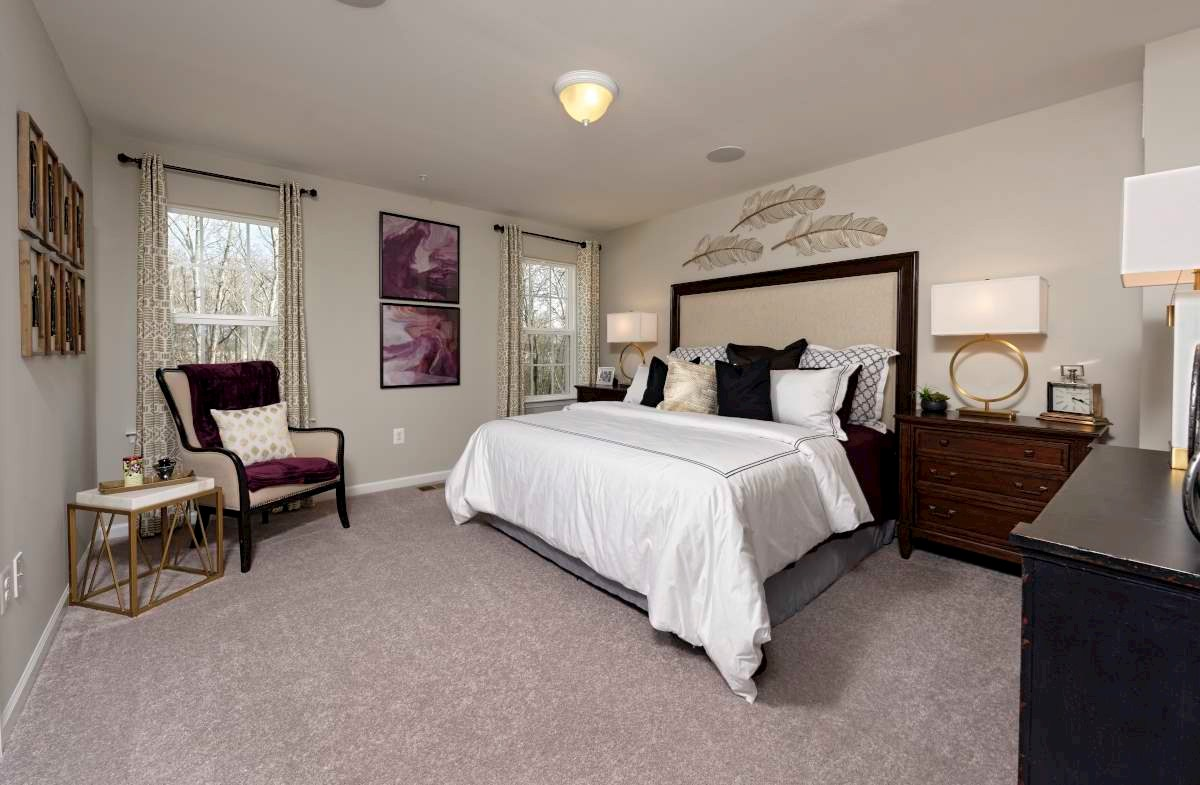 Annapolis Master Bedroom