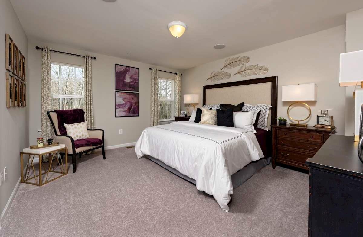 Vienna Master Bedroom