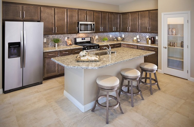 granite countertop kitchen islands