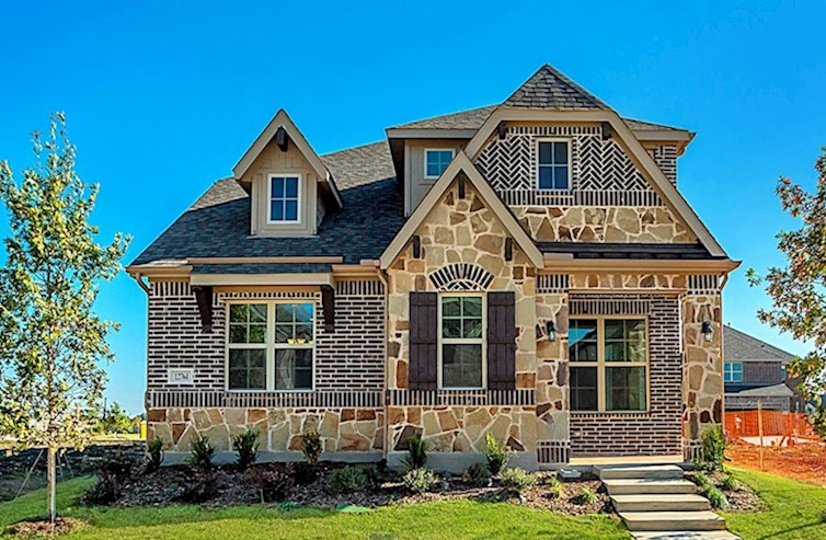 Brazos Elevation French Country L quick move-in