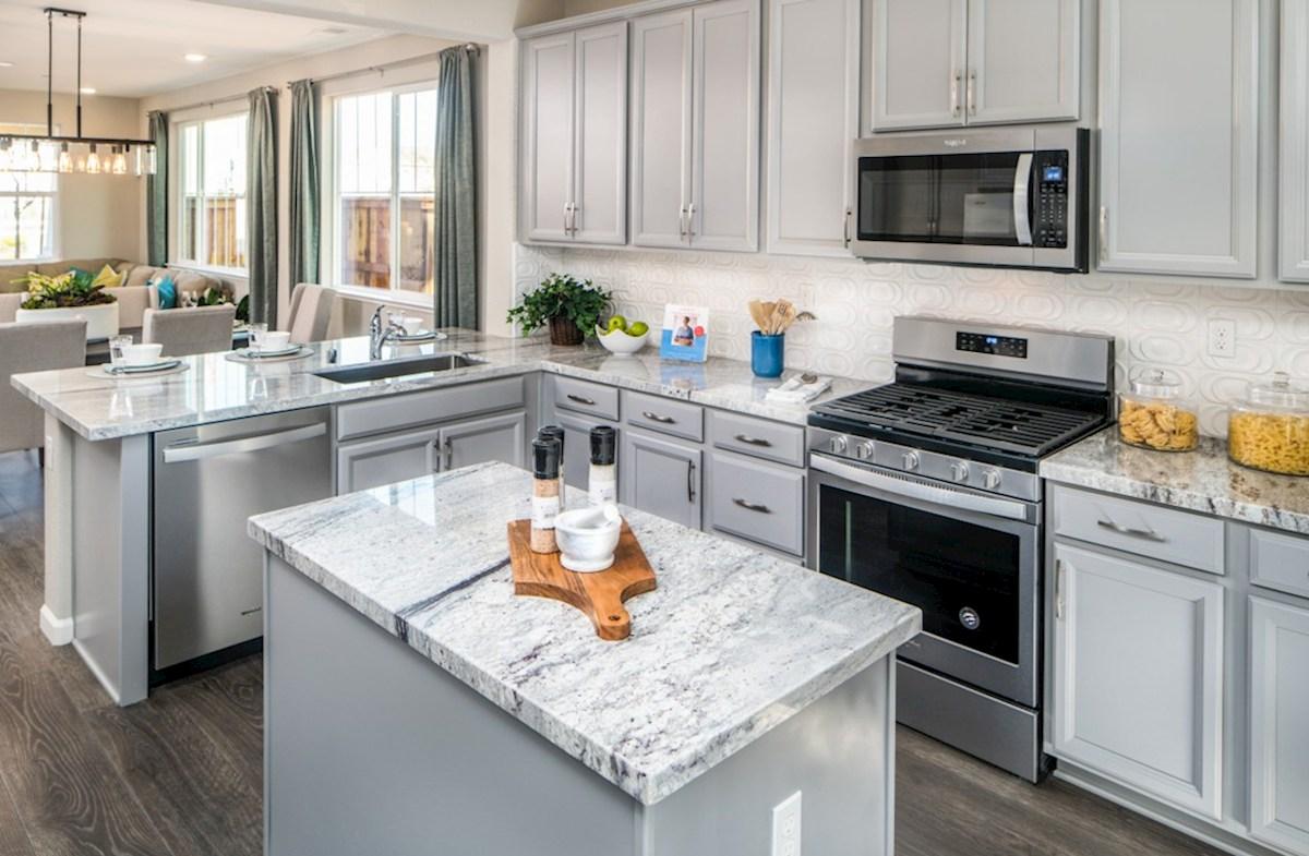 Natomas Field Residence 3 kitchen