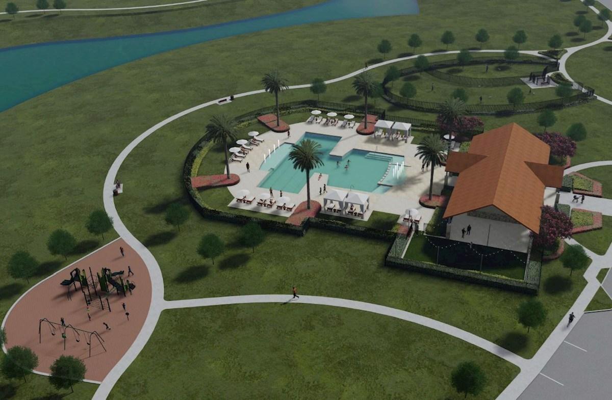 Morgan's Landing Future Recreation Center