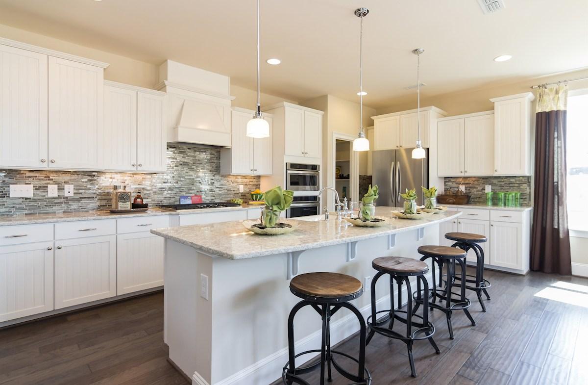 Oakwood kitchen