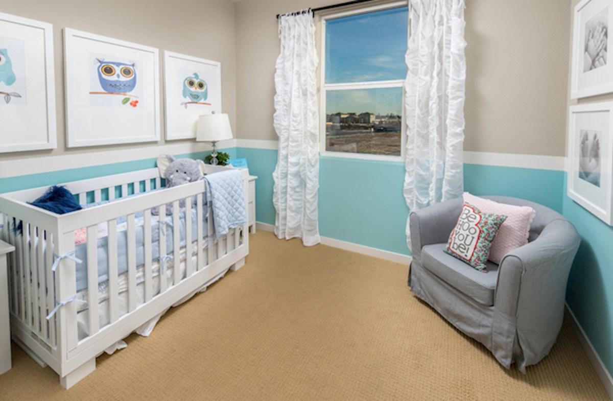 charming Villas nursery