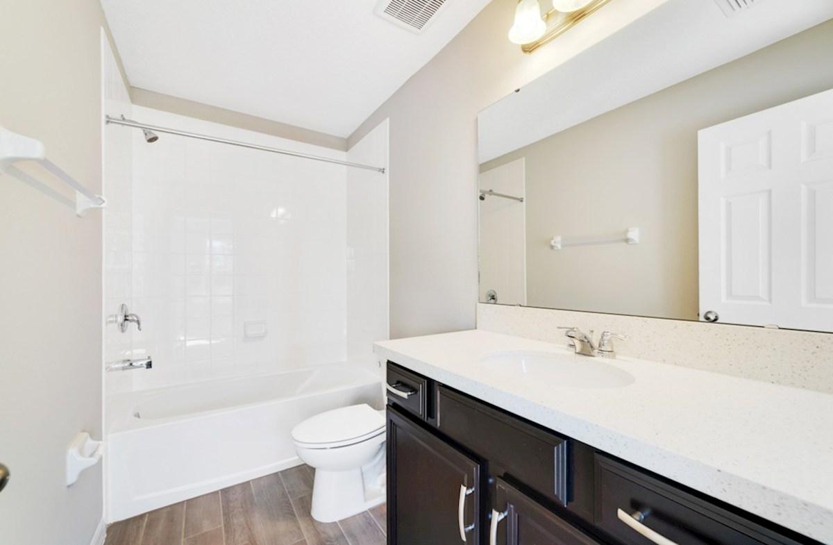 Reserve at Sawgrass Walden en suite bath