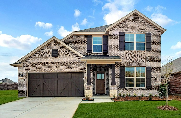 Avalon Elevation French Country M quick move-in