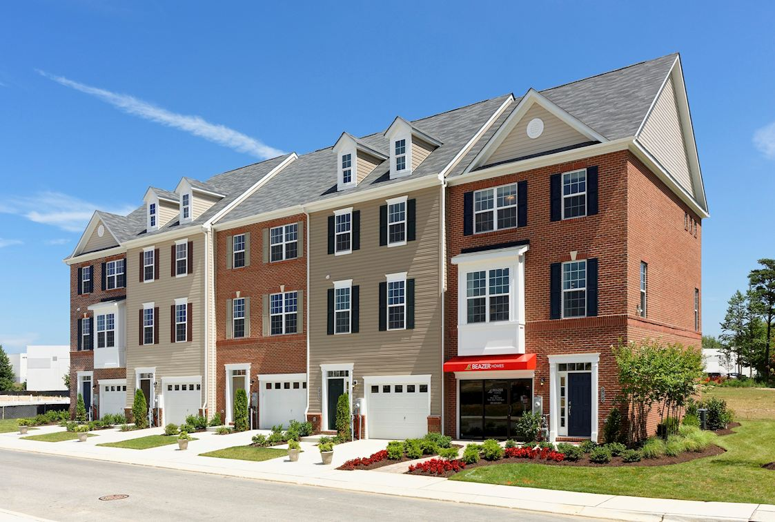Morris place beazer homes community details malvernweather Image collections