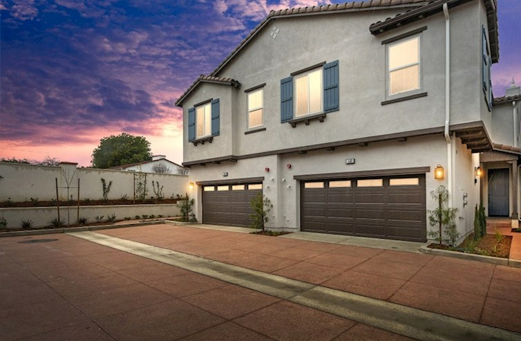 Pinyon Elevation Spanish Colonial X quick move-in