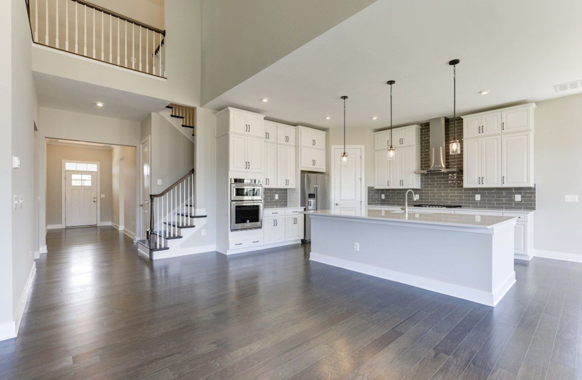Hadleigh quick move-in open layout