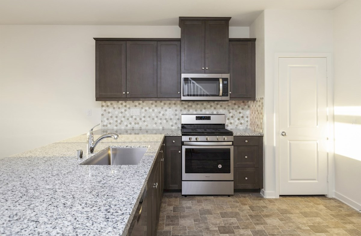 Hudson quick move-in Prepare chef-inspired meals in your gourmet kitchen