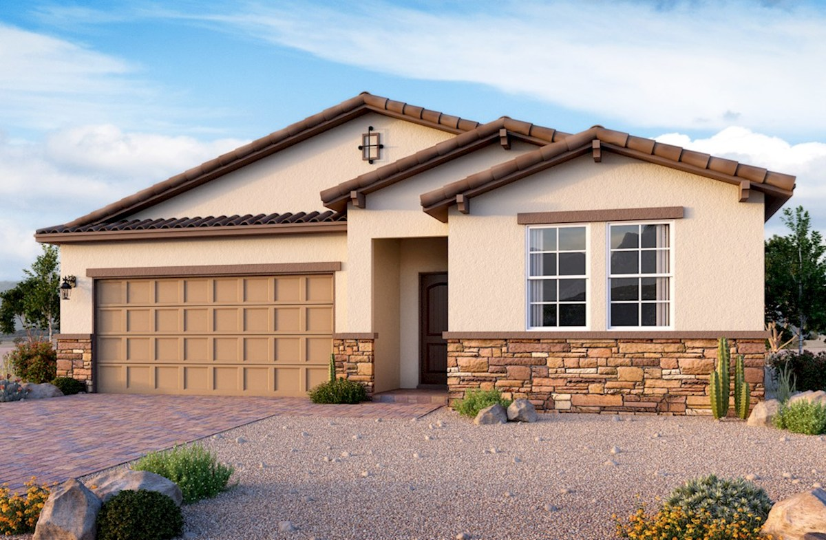 Willow Elevation Tuscan L