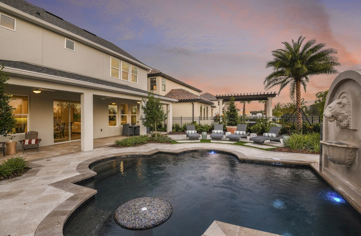 Luciana quick move-in outdoor oasis