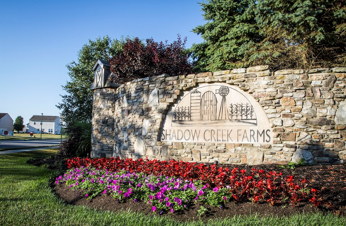 Shadow Creek Farms-an amenity rich community