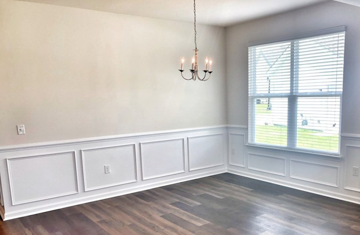 Georgetown quick move-in bright dining room