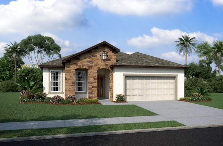 Bayview Elevation Tuscan L