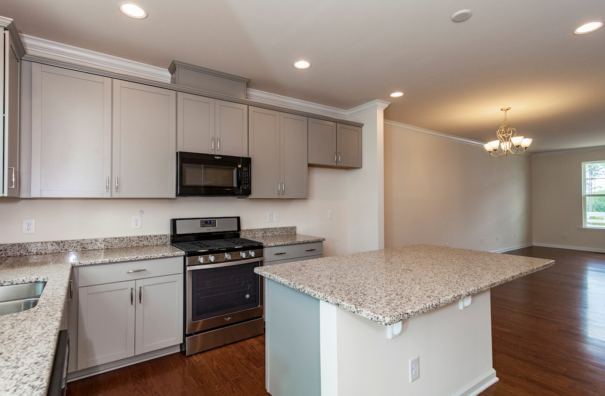 Peak 502 Hunter spacious Choice Kitchen