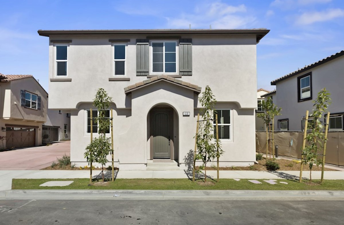 Primrose Elevation Spanish Colonial M quick move-in