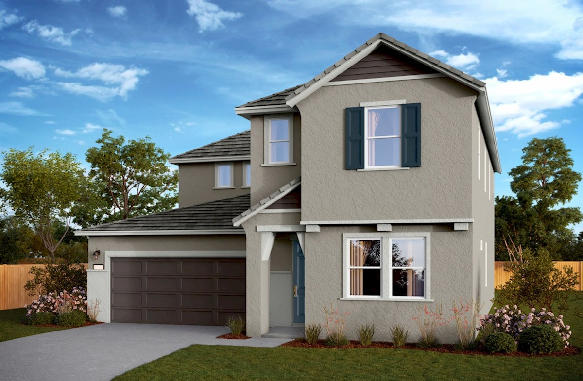 Residence 6 Elevation Classic Revival L