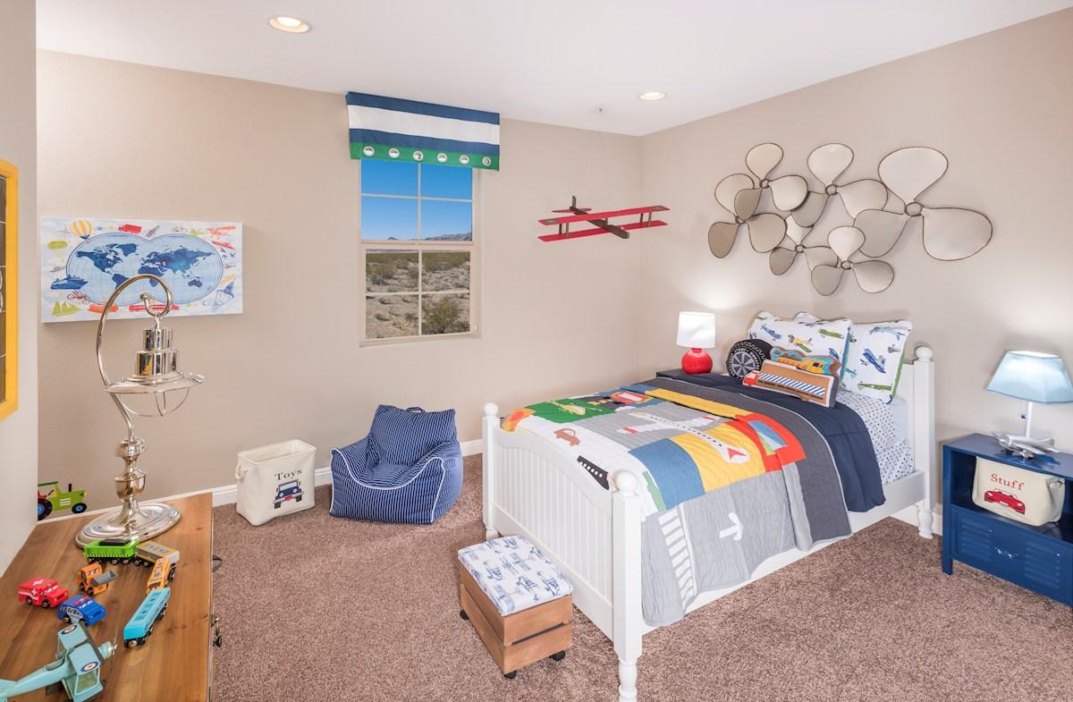 Inspirada Sausalito Secondary Bedroom