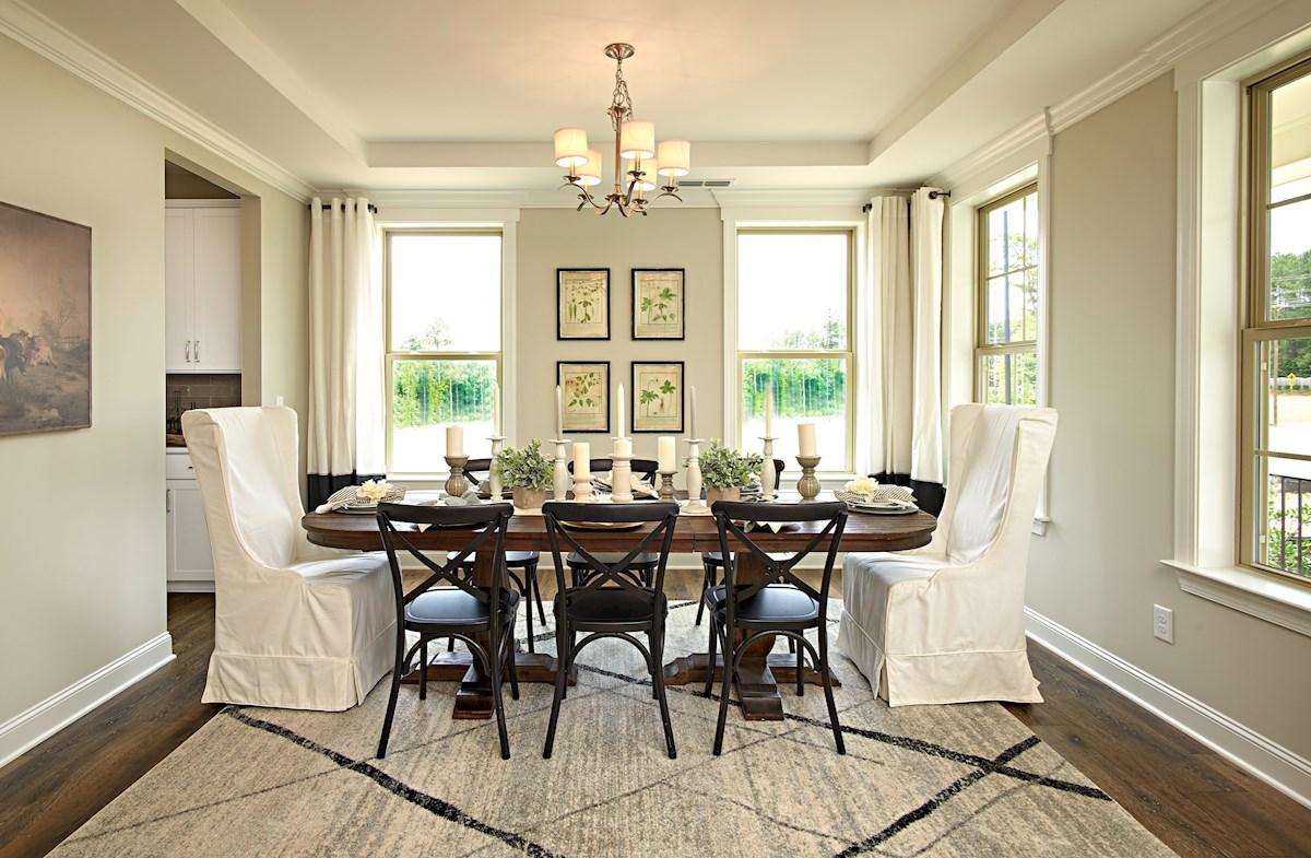 Stratford dining room