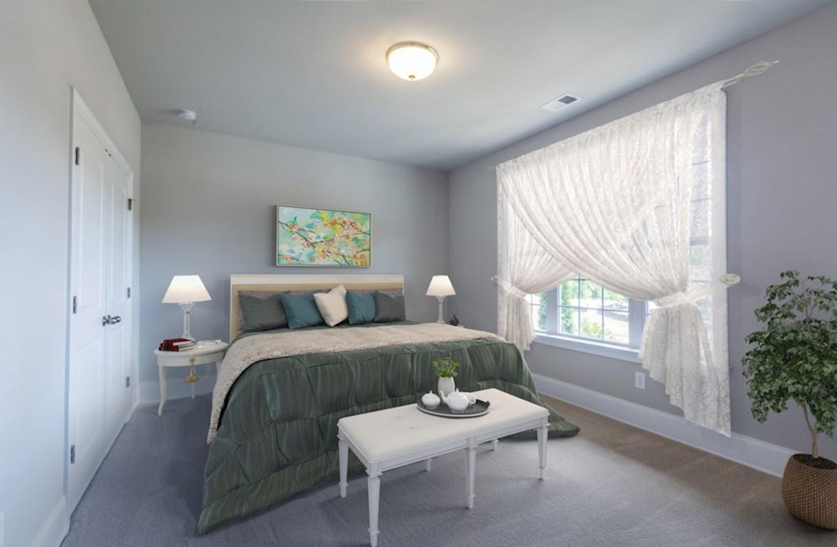 Fairfield quick move-in Main Floor Secondary Bedroom