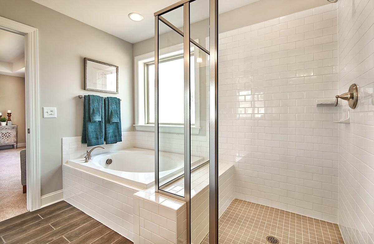 Stratford master bath