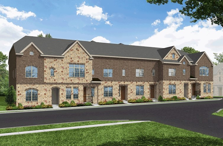Carmel Elevation Traditional L quick move-in