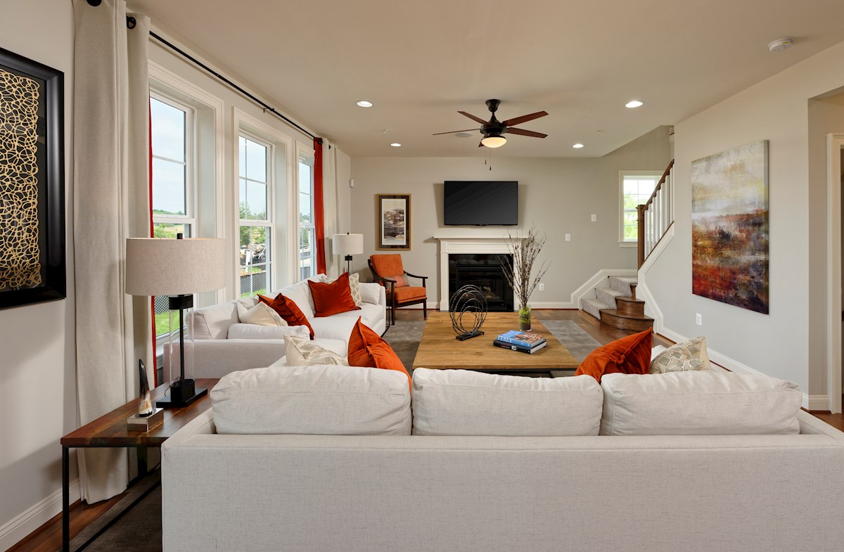 Brookview Family Room