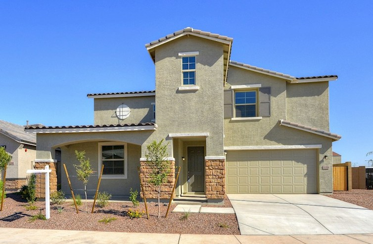 Kinkade Elevation Tuscan L quick move-in