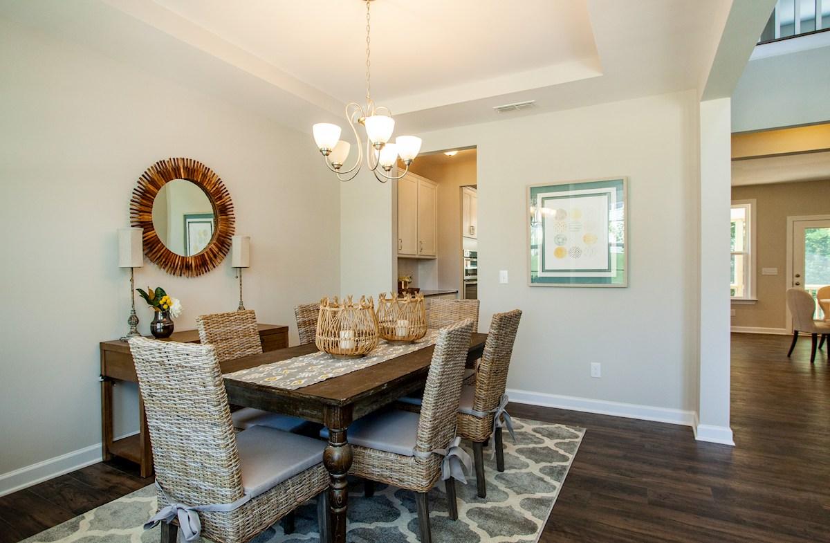 Hamilton dining room