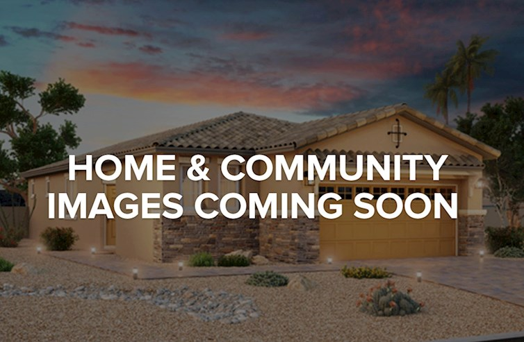 New 55+ single-story homes in Mesquite