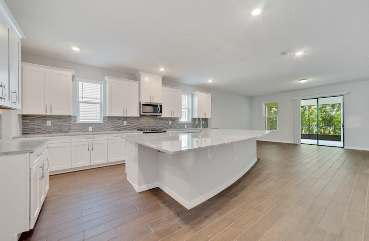 Clifton Park Kendal chef-inspired kitchen