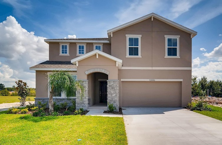 Sanibel Elevation Tuscan L quick move-in