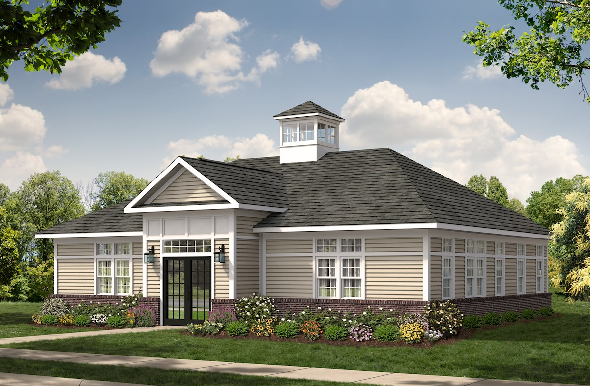 clubhouse rendering