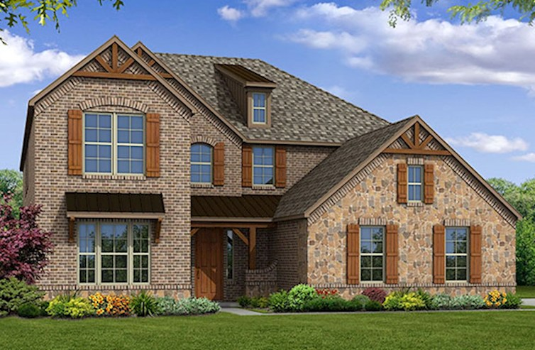 Trinity Elevation French Country M